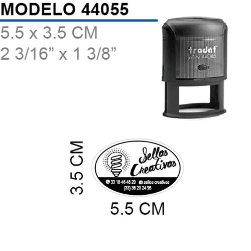 Sello-Autoentintable-Printy-44055-Negro