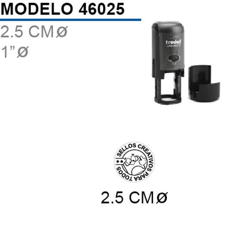 Sello-Autoentintable-Printy-46025-Negro