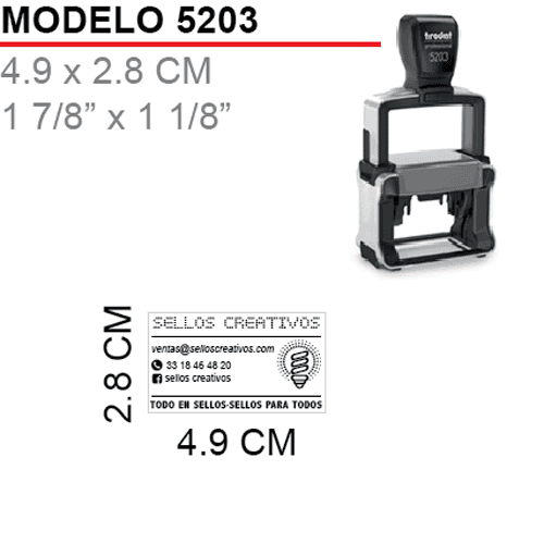 Sello-Autoentintable-Trodat-5203-Negro