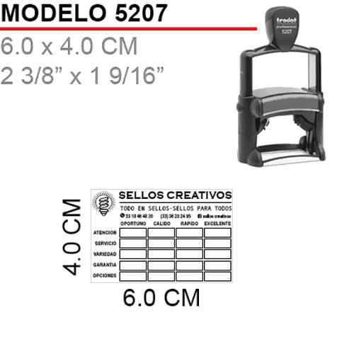 Sello-Autoentintable-Trodat-5207-Negro
