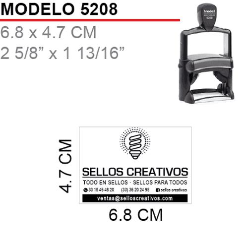 Sello-Autoentintable-Trodat-5208-Negro