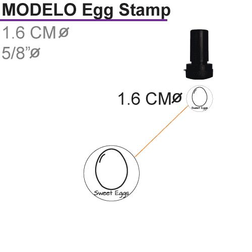 Sello-Modico-Egg-Stamp