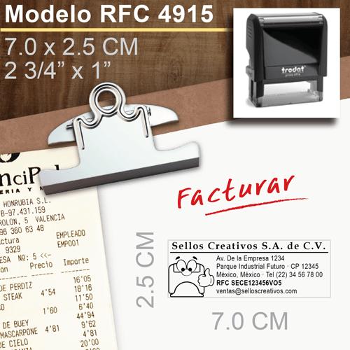 Sellos-RFC-Trodat-4915