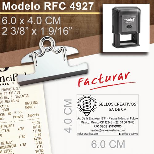 Sellos-con-RFC-Trodat-9427